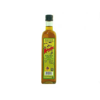 VIRGIN OLIVE OIL 500ML