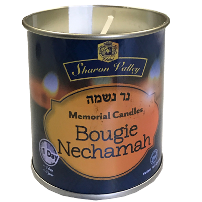 BOUGIES TIMBALES 26H SHARON VALLEY