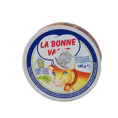 CHEESE PORTIONS BONNE VACHE X8