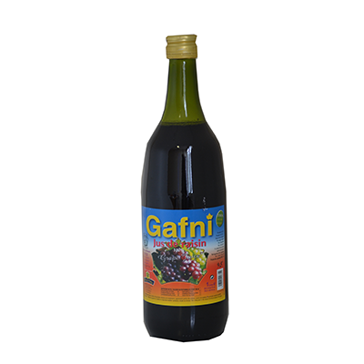 RED GRAPE JUICE GAFNI