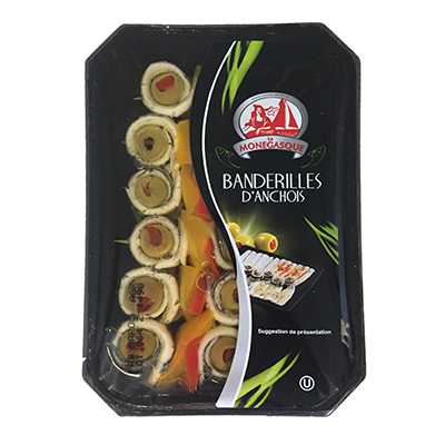 BANDERILLAS OLIVE ANCHOVY (net price)