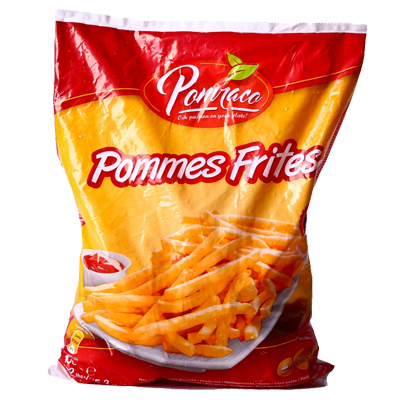 FRENCH FRIES POTATO 2.5KG