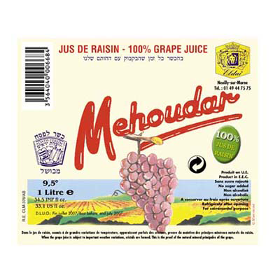RED GRAPE JUICE MEHADER